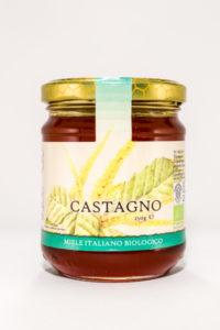 Il miele di Castagno ha proprietà antibatteriche, antiossidanti e antiinfiammatorie.