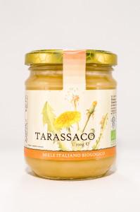 miele non pastorizzato biologico di tarassaco