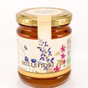 miele biologico millefiori per creme bellezza