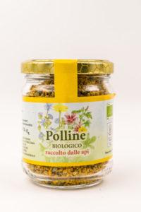 Polline delle api. Polline deumidificato pronto all'uso.