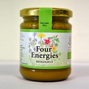 Four Energies - Composto Biologico energizzante
