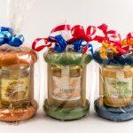 Regalate una confezione regalo clessidra a base di miele
