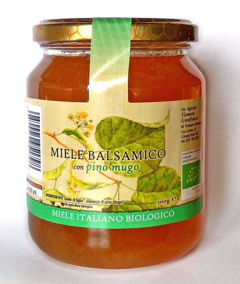 Miele balsamico al pino mugo biologico naturale: Produzione e Vendita dal produttore al consumatore