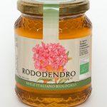 Miele biologico di Rododendro naturale: Produzione e Vendita dal produttore al consumatore