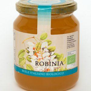 Miele biologico di Acacia naturale: Produzione e Vendita dal produttore al consumatore