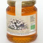 Miele biologico di timo biologico naturale: Produzione e Vendita dal produttore al consumatore