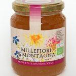 Miele biologico millefiori di montagna naturale: Produzione e Vendita dal produttore al consumatore