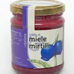 Crema Miele e mirtilli biologica naturale: Produzione e Vendita dal produttore al consumatore