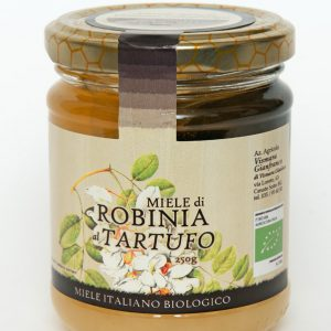 Miele con tartufo biologico naturale: Produzione e Vendita dal produttore al consumatore