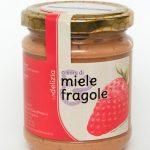 Crema Miele e fragole biologica naturale: Produzione e Vendita dal produttore al consumatore