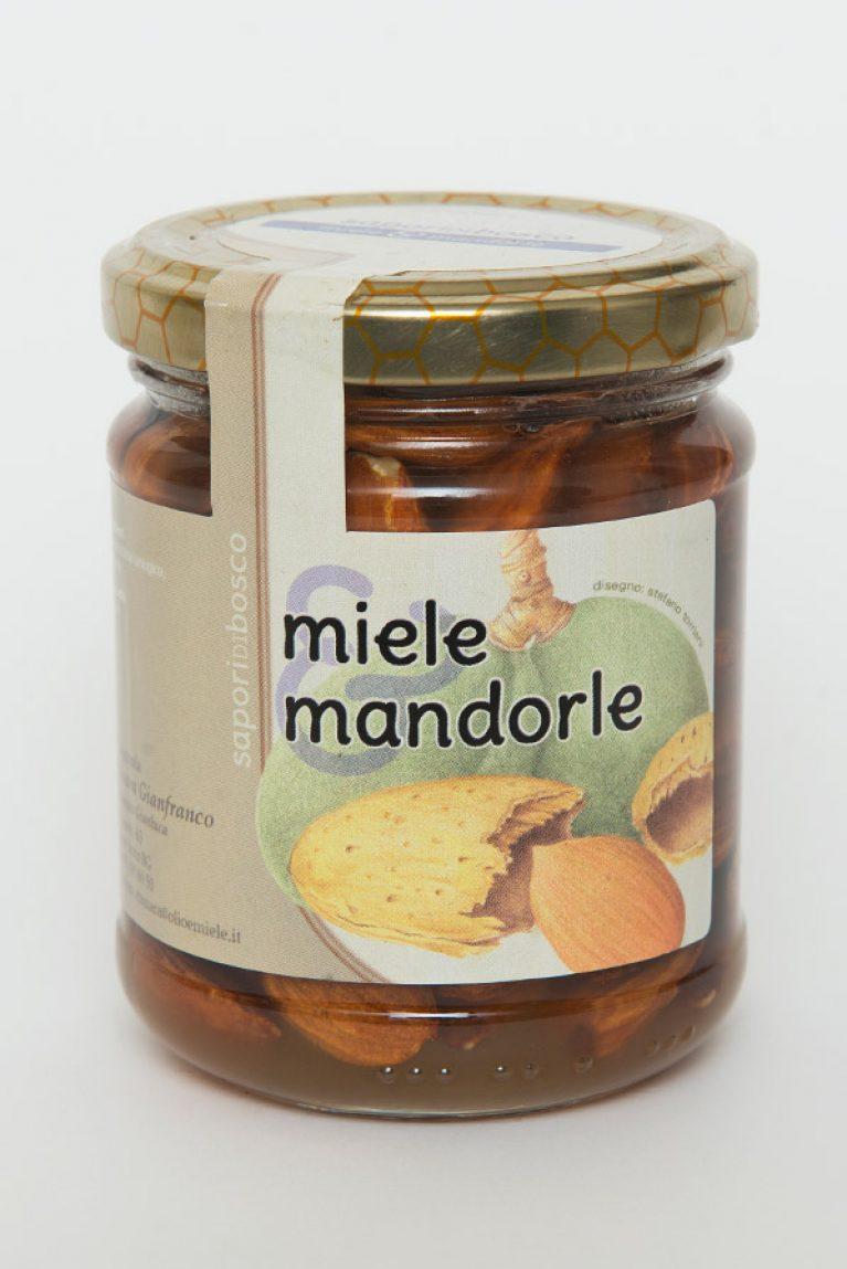 Miele e mandorle naturale: Produzione e Vendita dal produttore al consumatore