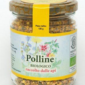 Polline biologico naturale: Produzione e Vendita dal produttore al consumatore