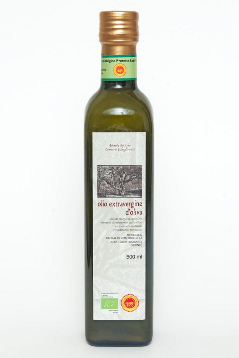 Olio extravergine di oliva biologico DOP laghi lombardi : Produzione e Vendita dal produttore al consumatore
