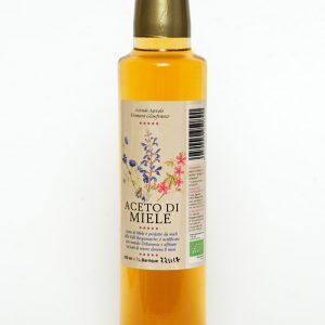 Aceto di miele biologico naturale: Produzione e Vendita dal produttore al consumatore