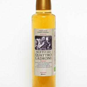 Aceto di miele dei quattro ladroni biologico naturale: Produzione e Vendita dal produttore al consumatore