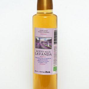 Aceto alla lavanda biologico naturale: Produzione e Vendita Aceto di miele alla lavanda dal produttore al consumatore