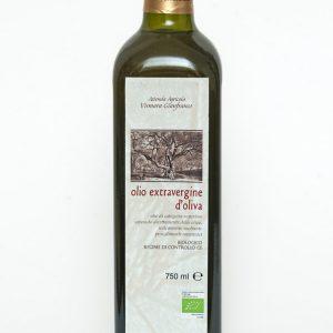 Olio extravergine d'oliva biologico: Produzione e Vendita dal produttore al consumatore