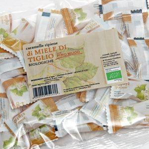Caramelle al miele di tiglio biologico: Produzione e Vendita dal produttore al consumatore