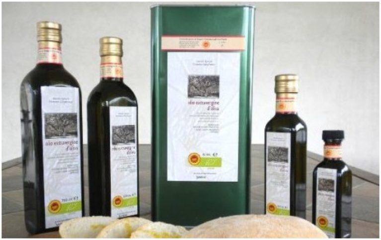 Il nostro olio d'oliva biologico dop laghi lombardi ha tanto gusto e tante proprietà
